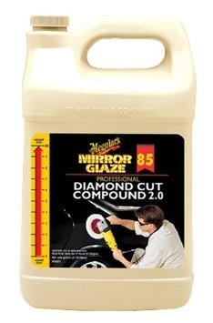 Meguiar's Diamond-Cut 2.0 Compound, Gal