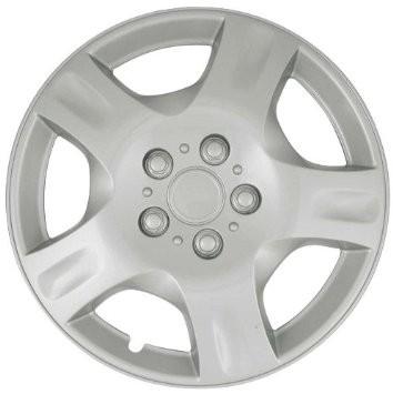 "Wheel Covers: Premier Series: 942 Silver (16"")"
