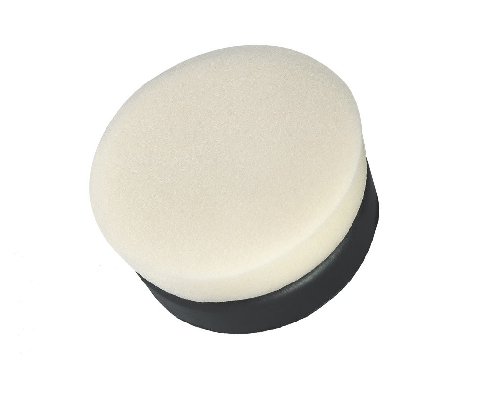 CYCLO-White Foam Finishing Bonnet (Each)