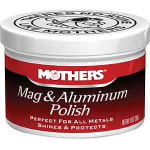 Mothers Mag Aluminum Polish 10 oz