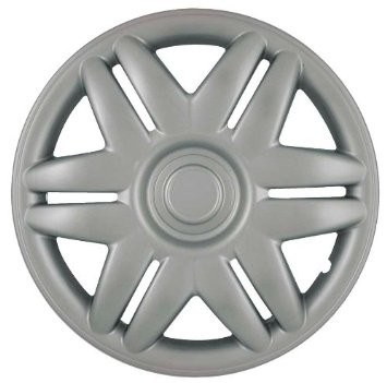 "Wheel Covers: Premier Series: 205 Silver (15"")"