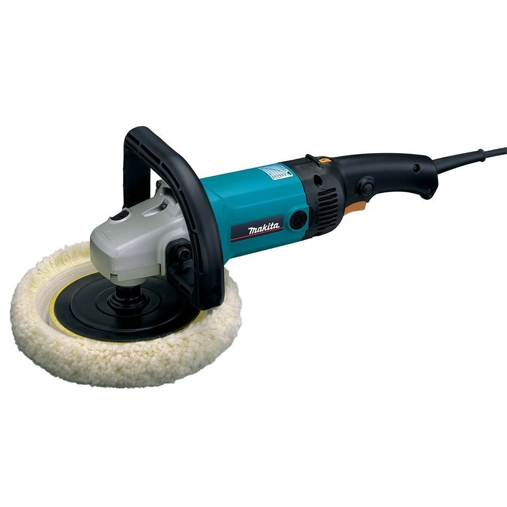 Makita 7-Inch Hook and Loop Electronic Polisher/Sander