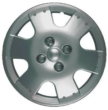 "Wheel Covers: Premier Series: 193 Silver (14"")"