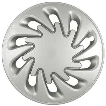"Wheel Covers: Premier Series: 415 Silver (15"")"