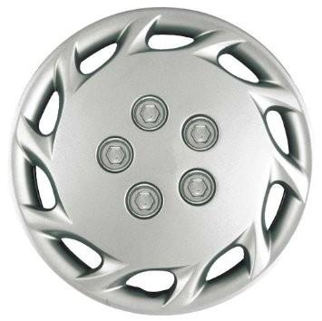 "Wheel Covers: Premier Series: 877 Silver (14"")"