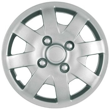 "Wheel Covers: Premier Series: 408 Silver (14"")"