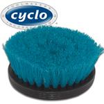 CYCLO-Shampoo Brush, Softer - Aqua Bristles (Each)
