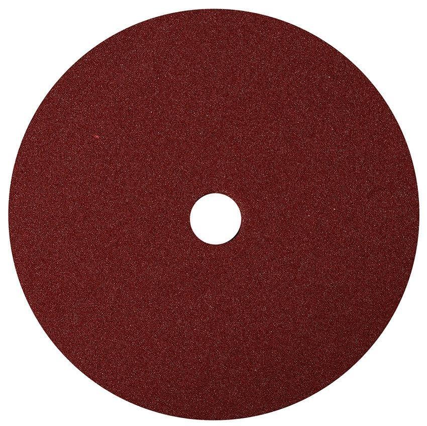 "7"" Uro-Tec Maroon Med. Cut/Polishing Foam Grip Pad"