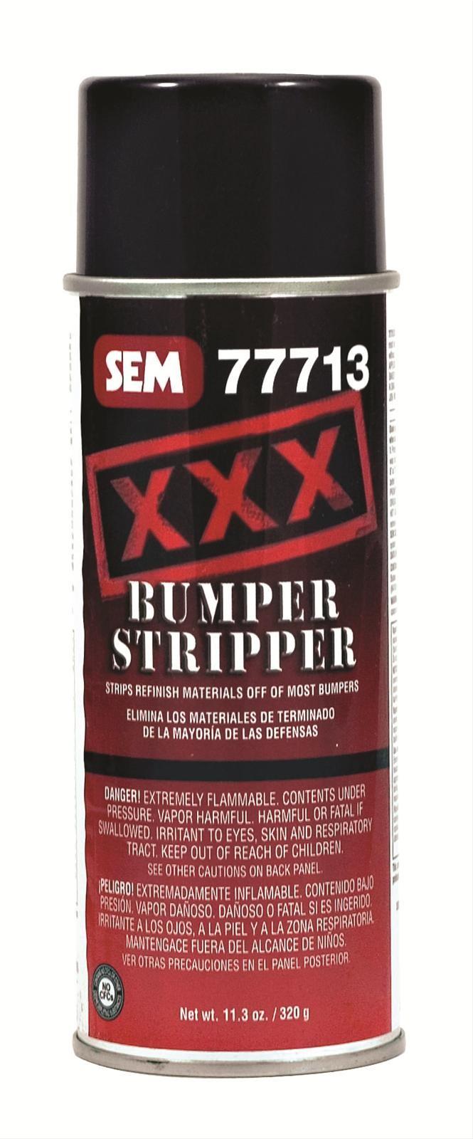 XXX Bumper Stripper 16 oz.