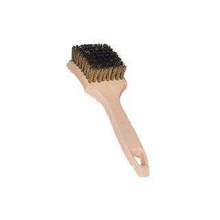 Whitewall/Sidewall Tire Brush-Brass Wire