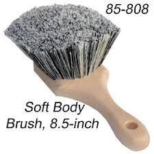Professional Body Brushes-Salt & Pepper Polystyrene