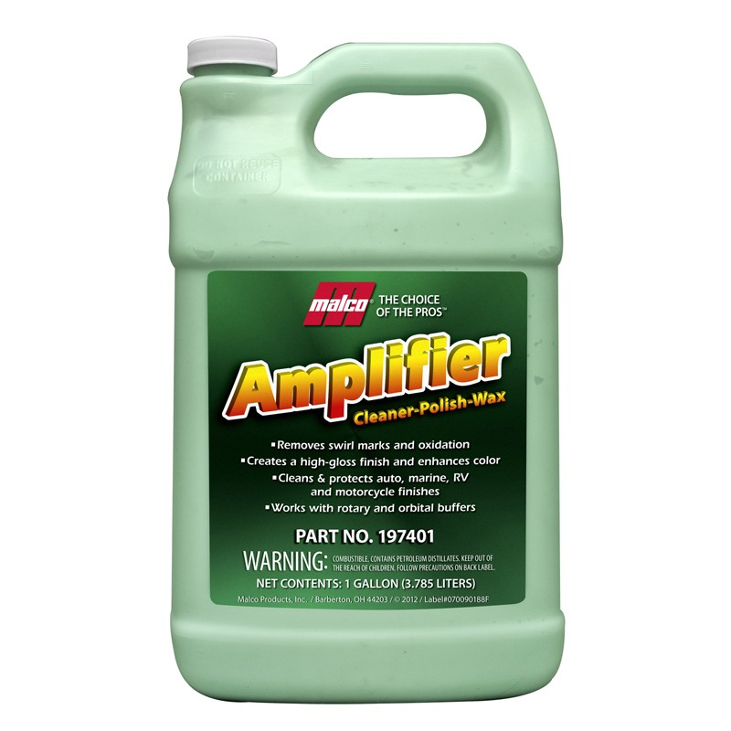 Amplifier Cleaner-Polish-Wax 1 Gal.