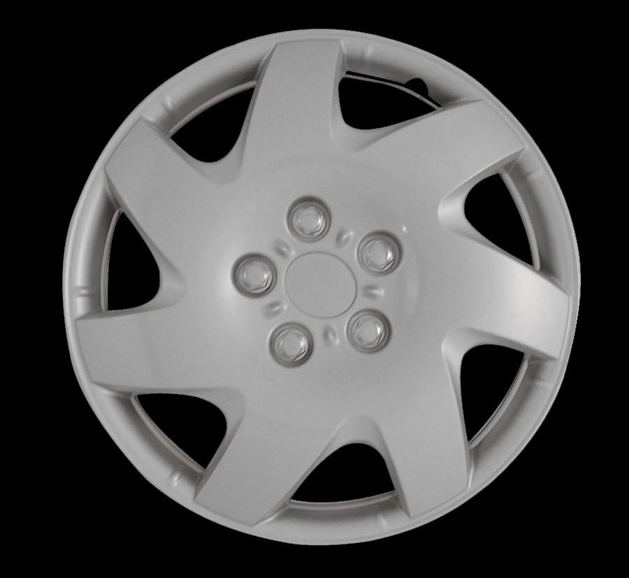 "Wheel Covers: Premier Series: 8088 Silver (16"")"