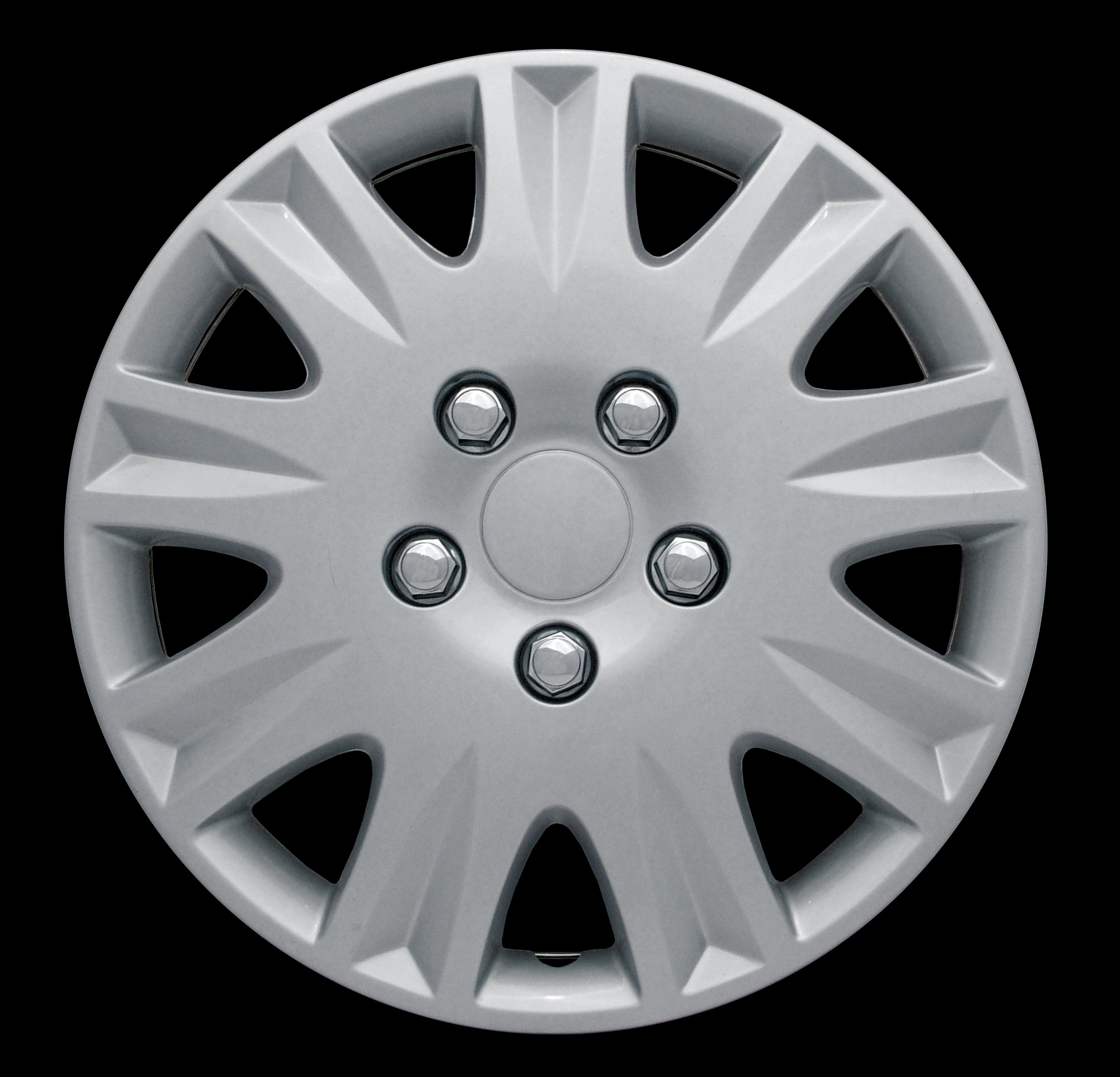 "Wheel Covers: Premier Series: 8111 Silver (15"")"