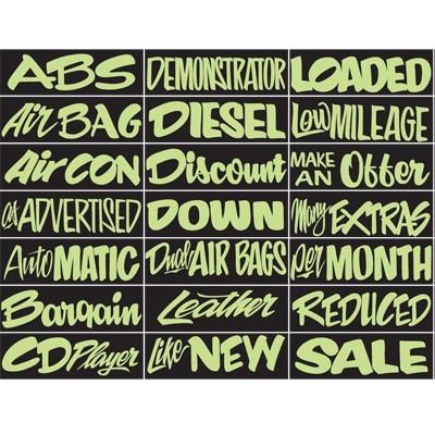 Chartreuse Designer Slogans