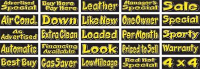 Graphic Slogan
