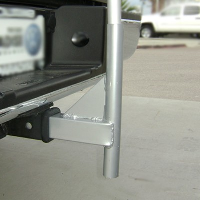 Trailer Hitch Adapter Base