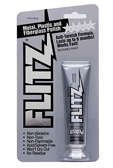 FLITZ POLISH - PASTE 1.76 oz