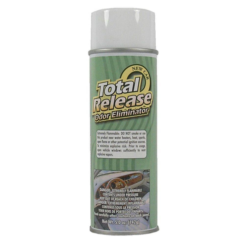Total Release Odor Eliminator Fogger