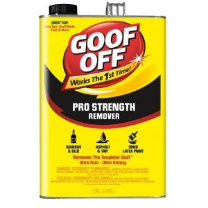 Goof Off Professional Strength Remover 1 gal.