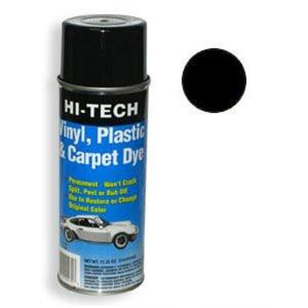 Vinyl, Plastic & Carpet Dye-Black