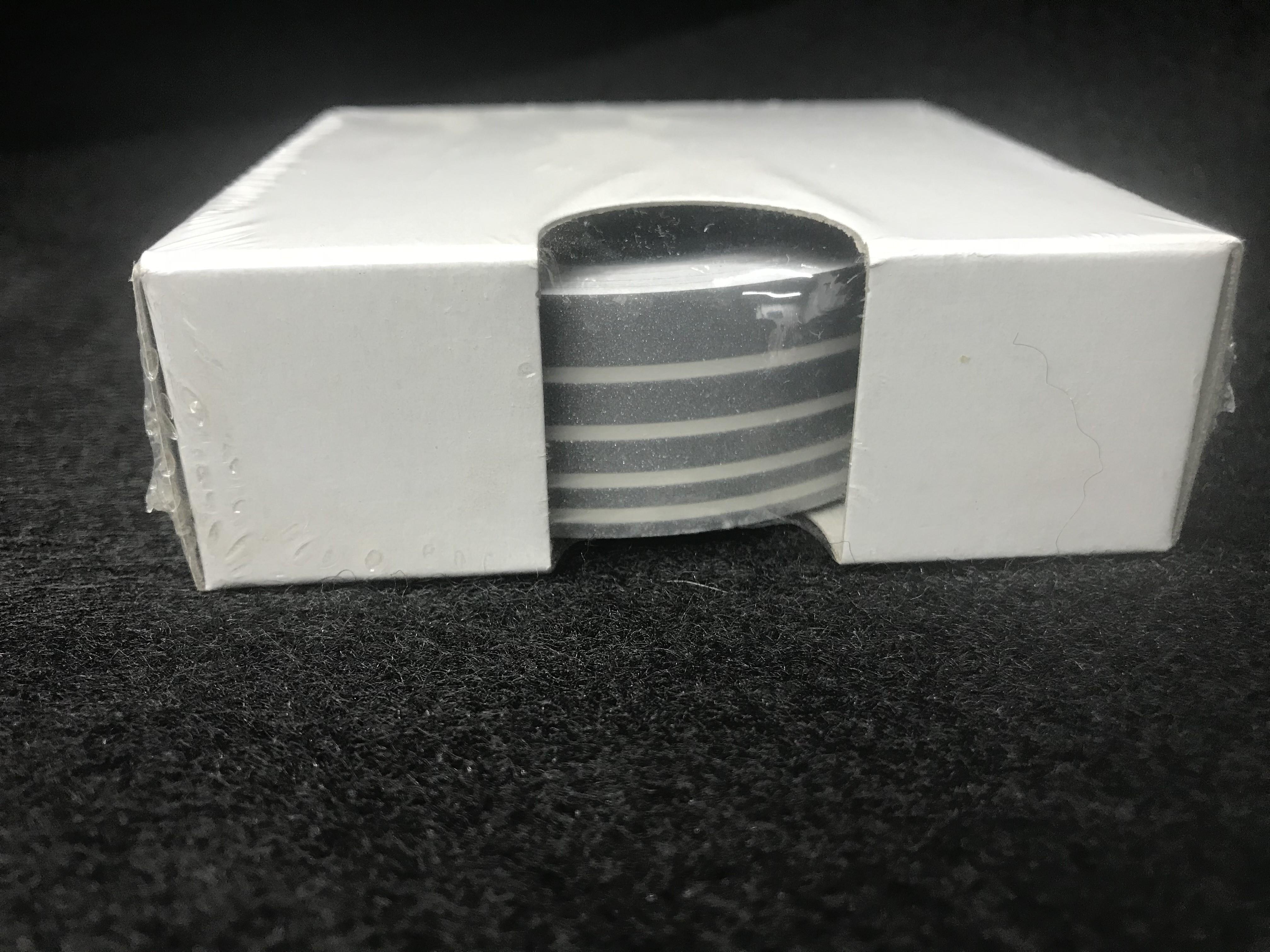 """ProStripe R34306-Silver Metallic 1 1/16"""" x 40'"""