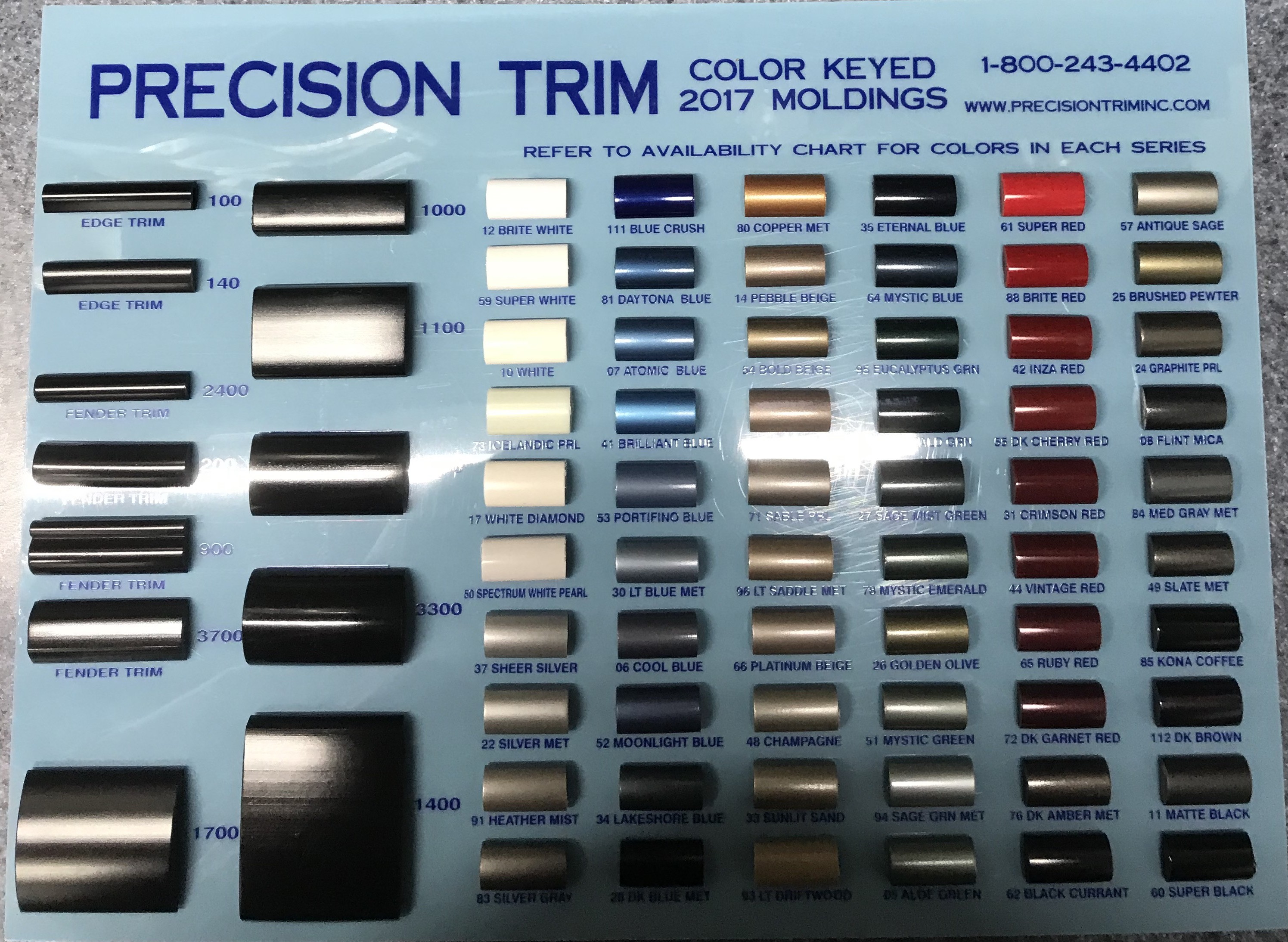 Precision Trim 1424 Series