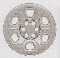 """Wheel Covers: Imposter Series: IMP/69X (16"""")"""