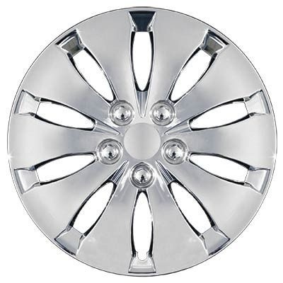 "Wheel Covers: Premier Series: 443 Silver (16"")"