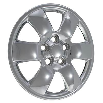 "Wheel Covers: Premier Series: 456 Silver (16"")"