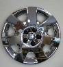 "Wheel Covers: Premier Series: 460 Silver (16"")"