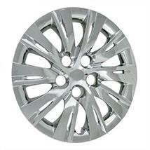 "Wheel Covers: Premier Series: 466 SIlver (16"")"