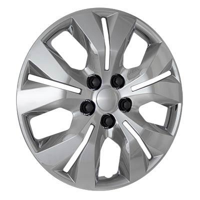 "Wheel Covers: Premier Series: 467 Silver (16"")"