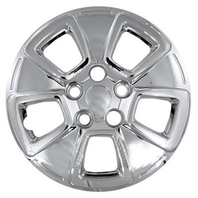 "Wheel Covers: Premier Series: 469 Silver (15"")"