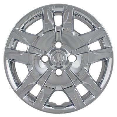 "Wheel Covers: Premier Series: 470 Silver (16"")"