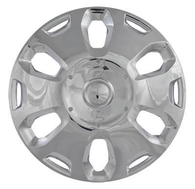 "Wheel Covers: Premier Series: 500 Chrome (15"")"