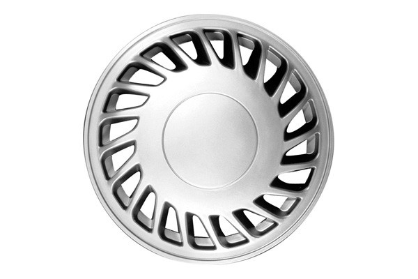 Wheel Covers: Premier Series: 52 Silver or Chrome