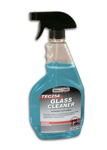 JTEC254 Janitorial Glass Cleaner (22oz)