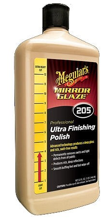 MEGUIAR'S  ULTRA FINISHING POLISH, 32oz.