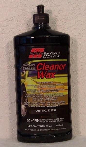 Nano Care Cleaner Wax (32oz)
