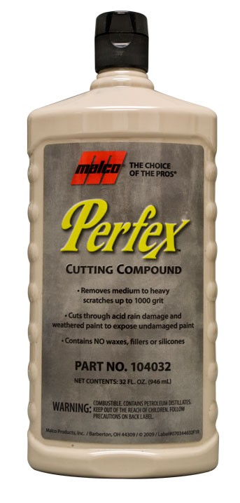 Perfex Cutting Compound (32oz)