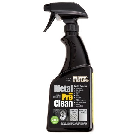 Flitz Metal Pre Clean 16oz.