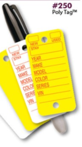 Poly Tag Key Tags