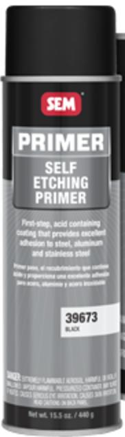 Self Etching Primer 20 oz.