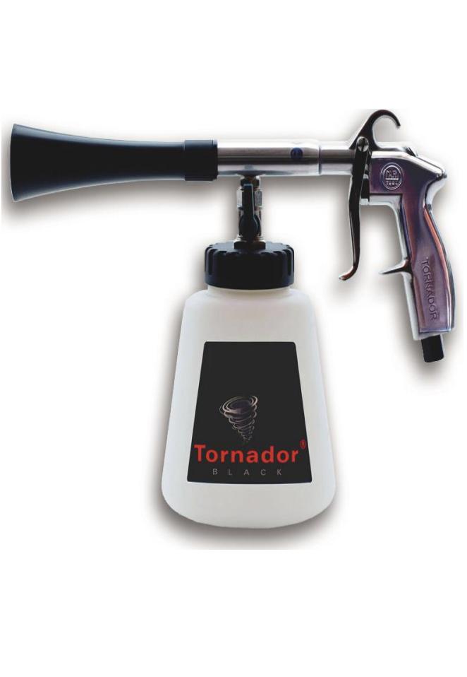 Tornador Black Cleaning Tool