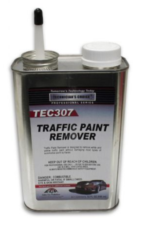 Traffic Paint Remover
