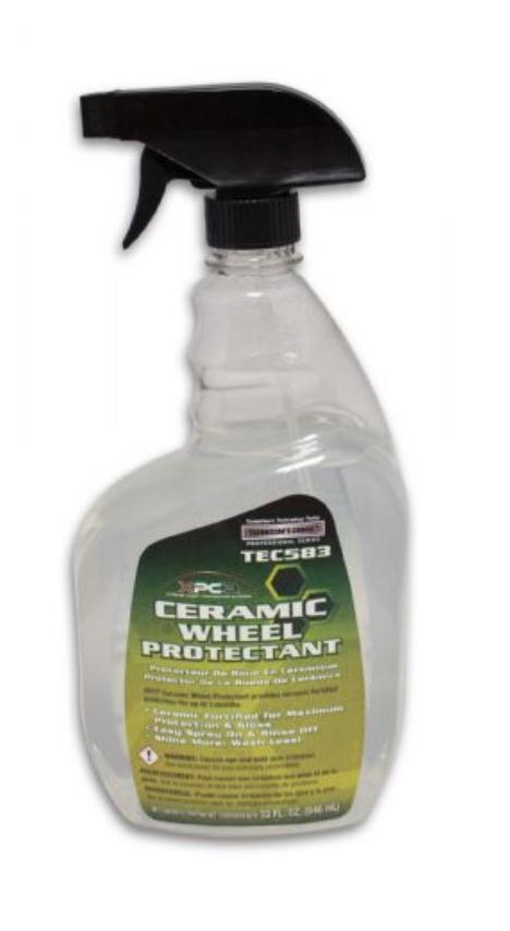 TEC583 XPC3 Ceramic Wheel Protectant 32 oz