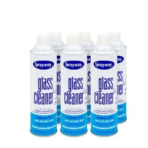 Sprayway- Glass Cleaner (case of 12)