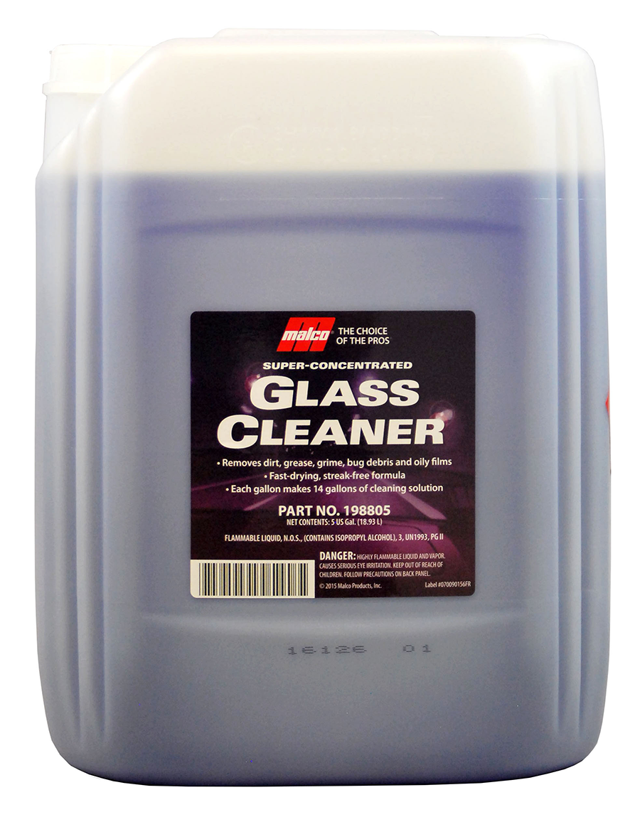 Super Concentrated Glass Cleaner 5Gal.
