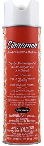 Sprayway Cinnamon Air Freshner (20 oz.)